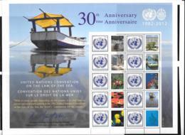2011 - 1266 **MNH - Convention Sur Les Droits De La Mer - New York – UN Headquarters
