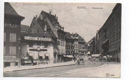 Basel Blumenrain °°  161 - BS Basel-Stadt