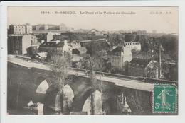 SAINT BRIEUC - COTES D'ARMOR - LE PONT ET LA VALLEE DU GOUEDIC - Saint-Brieuc