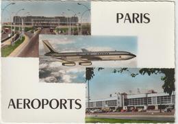 Paris  :  Aéroport ,  Avion - Aéroports De Paris