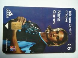 PORTUGAL USED CARDS CINEMA NUNO GOMES - Portugal