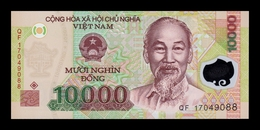 Vietnam 10000 Dong 2017 Pick 119j Polymer SC UNC - Vietnam