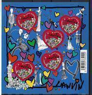 France 2010 Bloc Feuillet N° 129 Neuf Saint Valentin Lanvin à La Faciale - Sheetlets