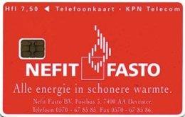 NETHERLANDS : CRD620  NEFIT FESTO     DUMPING - Pays-Bas