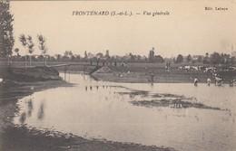 FRONTENARD (Saône Et Loire): Vue Générale - Sonstige Gemeinden
