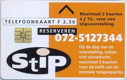 NETHERLANDS : Stip 2.5Gld   MINT    DUMPING - Pays-Bas