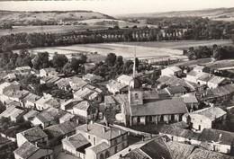 DONJEUX (Hte.-Marne): Vue Générale, Les Ecoles Et L'Eglise - Autres Communes