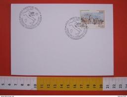 A.08 ITALIA ANNULLO - 2007 SAN BENEDETTO TRONTO ASCOLI CONSIGLIO NAZIONALE CONSUMATORI UTENTI 8^ SESSIONE SAGOMA STIVALE - Geografia