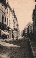 Gand Rue Des Champs Voie De Tram - Gent