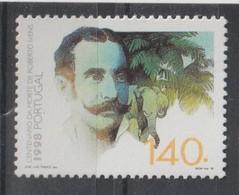 PORTUGAL CE AFINSA 2466  - NOVO - 1910 - ... Repubblica