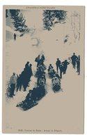 CHAMONIX  MONT BLANC COURSE DE BOBS AVEC PERSONNAGES 1920 - Chamonix-Mont-Blanc