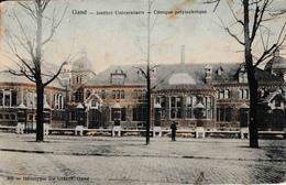 Gand Institut Universitaire Clinique Polytechnique De Graeve Couleurs - Gent