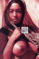 F1 PHOTOGRAPHIE ETHNIQUE AFRIQUE ETHIOPIE TRIBU DASSANECH FEMME SEIN NU PEUPLE TRIBAL ETHNIE TRIBE ETHNIC NUDE WOMAN - Ethniques, Cultures