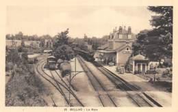 Bellac - La Gare - Bellac