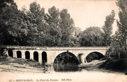 11399      MONTAUBAN       LE PONT DU TESCOU - Montauban