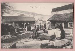 88 - Sciage Et Travail Du Granit -  N.c. - Ed. ? - Métiers