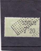 T.F De Dimension N°102 - Revenue Stamps