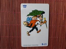 Bob Et Bobette Telecarte (Mint,Neuve) Rare - BD