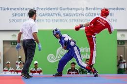 Moldova, Sport, Kickboxing, Postcard - Moldavie