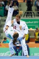 Moldova, Sport, Women Judo, Postcard - Moldavie