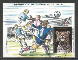 Equatorial Guinea 1976 Year , Used Block - Guinée Equatoriale