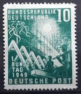 BRD 1949, Mi 111 MNH Postfrisch - [7] Federal Republic