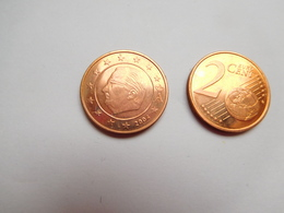 Piéce 2 Centimes Euro , Belgique 2004 - Belgique