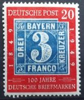 BRD 1949, Mi 114 MNH Postfrisch - [7] Federal Republic