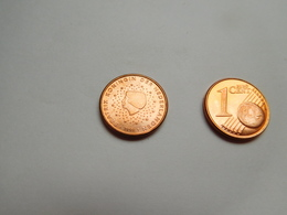 Piéce 1 Centime Euro , Pays Bas , Nederland , 1999 - Nederland