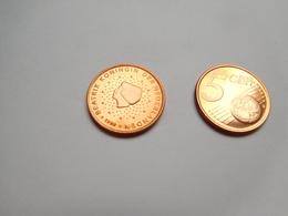 Piéce 5 Centimes Euro , Pays Bas , Nederland , 1999 - Paises Bajos