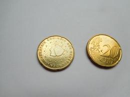 Piéce 20 Centimes Euro , Pays Bas , Nederland , 2002 - Netherlands