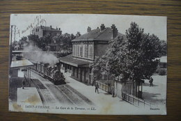 Saint Etienne Gare De La Terrasse - Saint Etienne