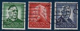 RFA 1953 Série   N° Michel  174-176 - [7] West-Duitsland