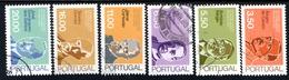 N° 1460 / 1465 - 1980 - 1910-... Republic