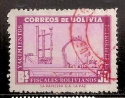 BOLIVIE OBLITERE - Bolivie