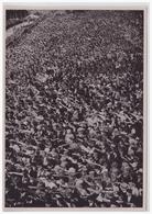 """DT- Reich (002281) Propaganda Sammelbild """"Adolf Hitler"""" Bild 28, Saarkundgebung Auf Dem Ehrenbreitstein Im August 1934 - Briefe U. Dokumente"""