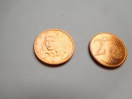 Piéce 2 Centimes Euro , France , 2000 - France