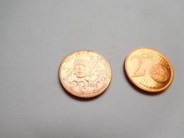 Piéce 2 Centimes Euro , France , 2005 - France