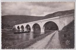 ANCHAMPS-REVIN (Ardennes) - Le Pont Du Chemin De Fer - Péniche - Revin