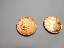 Piéce 5 Centimes Euro , France , 2000 - France