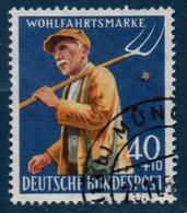 RFA 1958   Agriculture    N° Michel  300 - [7] Federal Republic