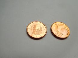 Piéce 1 Centime Euro , Espagne , Espana , 2010 - Spain
