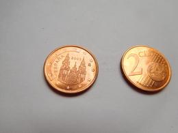Piéce 2 Centimes Euro , Espagne , Espana , 2003 - Spain