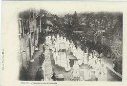 LOZERE : Mende, Procession Des Pénitents - Mende