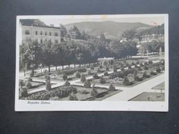 Jugoslawien 1940 AK Rogaska Slatina Mehrfachzensur Der Wehrmacht OKW Geprüft Und 6615 Und 6106 Nach Graz - 1931-1941 Kingdom Of Yugoslavia