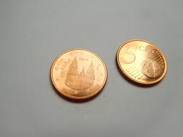 Piéce 5 Centimes Euro , Espagne , Espana , 2010 - Spain