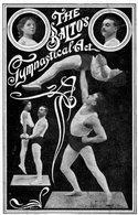 Cirque Circus Phénomène Phenomenon The Salto's - Circus