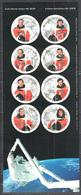 Canada 2003 - Canadian Astronauts  - Mi.2139-46 - Used - 1952-.... Règne D'Elizabeth II
