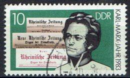 DDR 1983, Mi Nr 2783, Gef.gestempelt - DDR