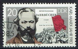 DDR 1983, Mi Nr 2784, Gef.gestempelt - [6] Democratic Republic
